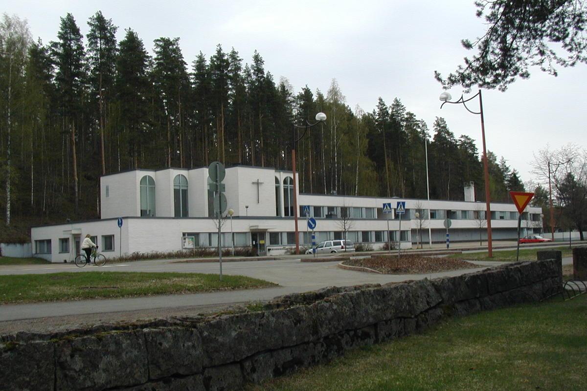 Valkealan seurakuntakeskus