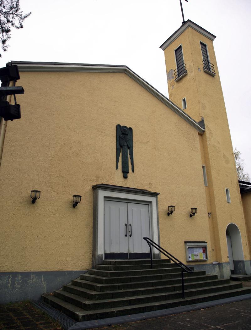Käpylän kirkko