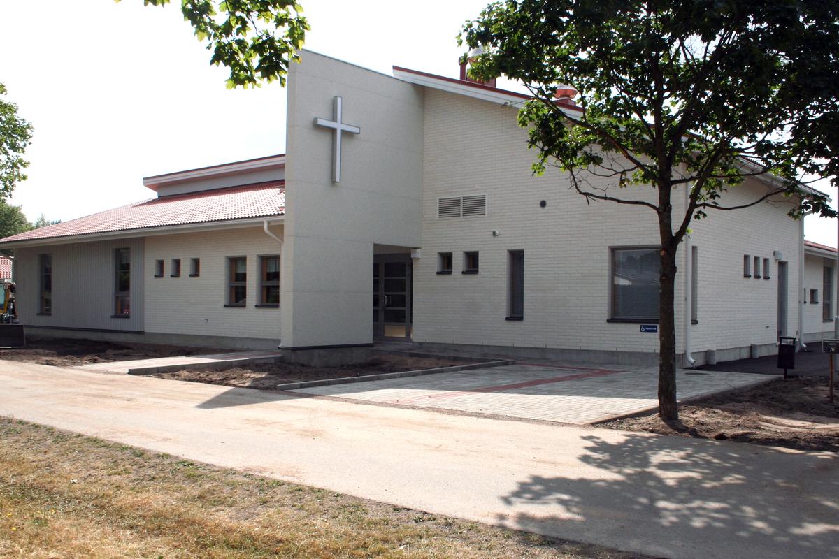 Sarkolan seurakuntakoti