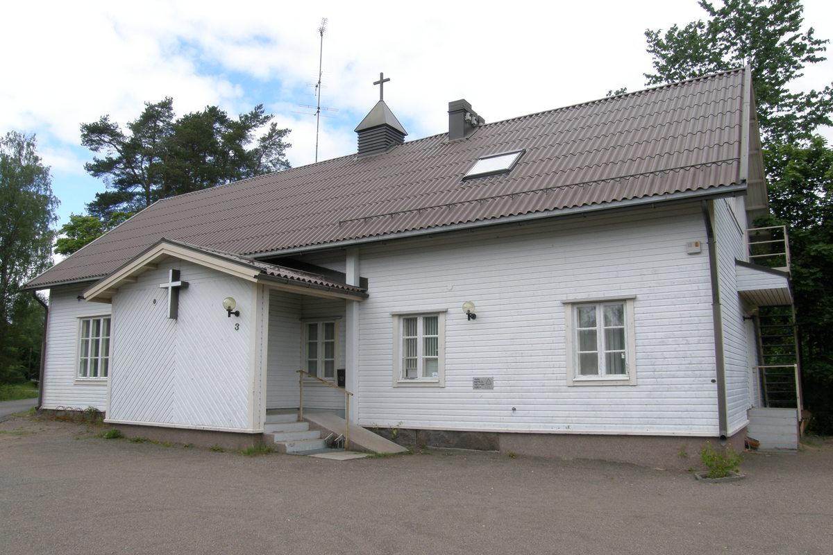Ummeljoen kyläkirkko