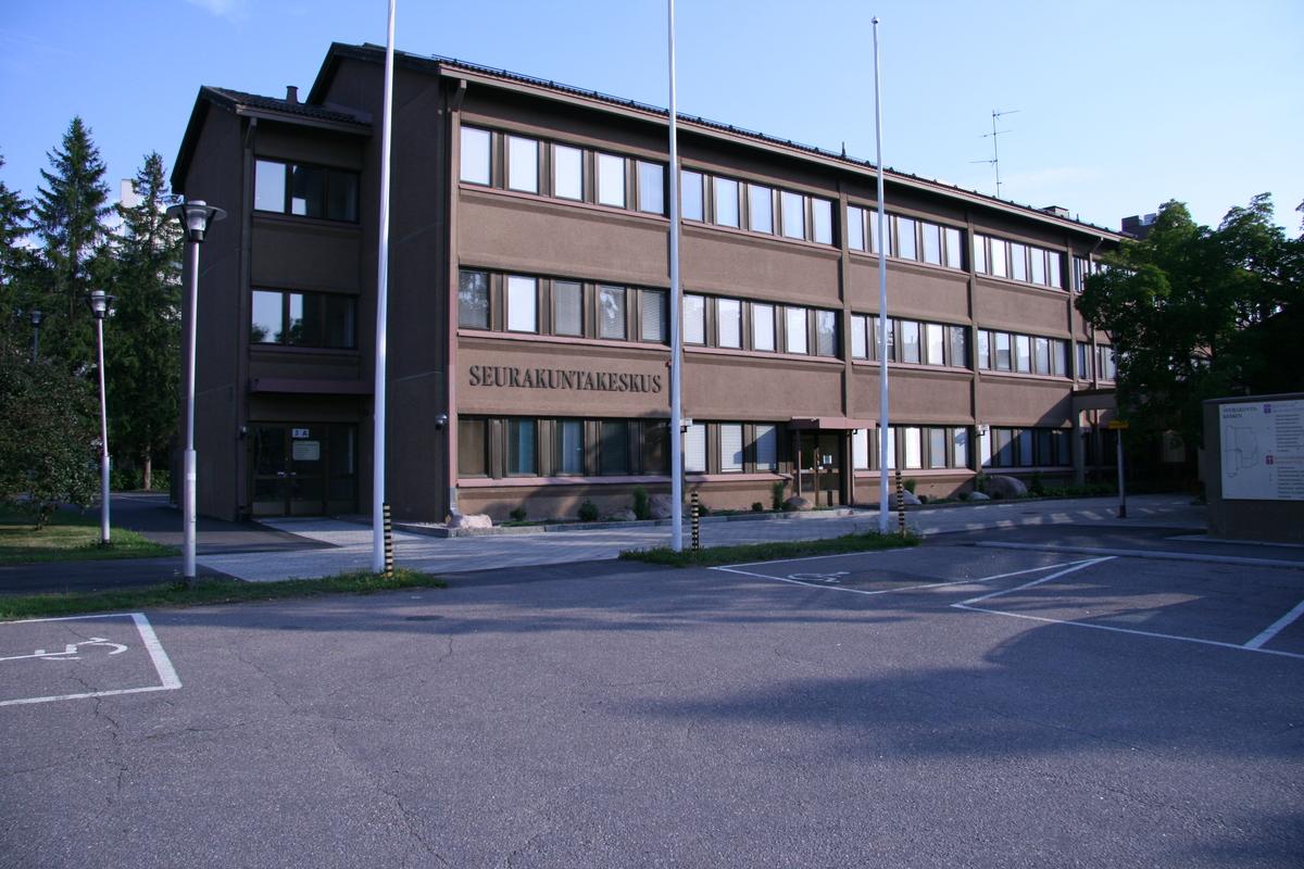 Kuusankosken seurakuntatoimisto
