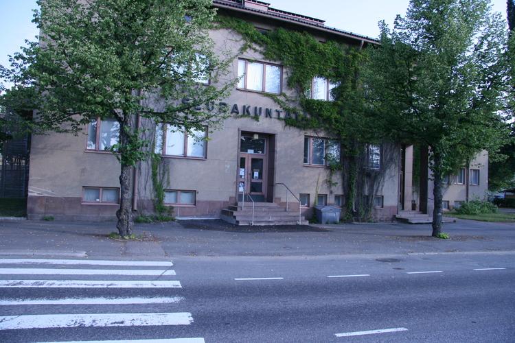 Kuusankosken seurakuntatalo